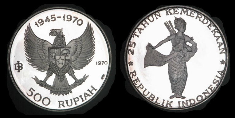 uang kuno 500 rupiah