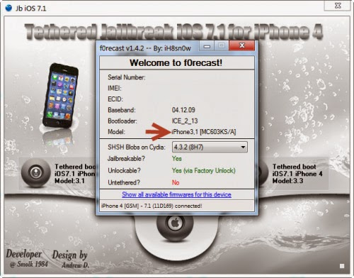 Remove iCloud Activation
