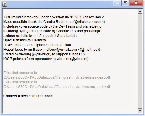 Bypass iCloud Activation iPhone 4